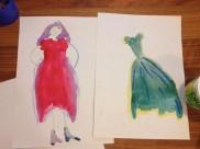 Jag kanske kan få dottern att designa mig en ny garderob?