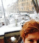 Veckomatsedel v 3 - Snön i Göteborg är som ett pinsamt krogragg!